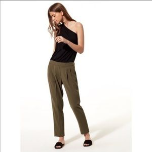 BABATON Cohen Pant in Olive Green